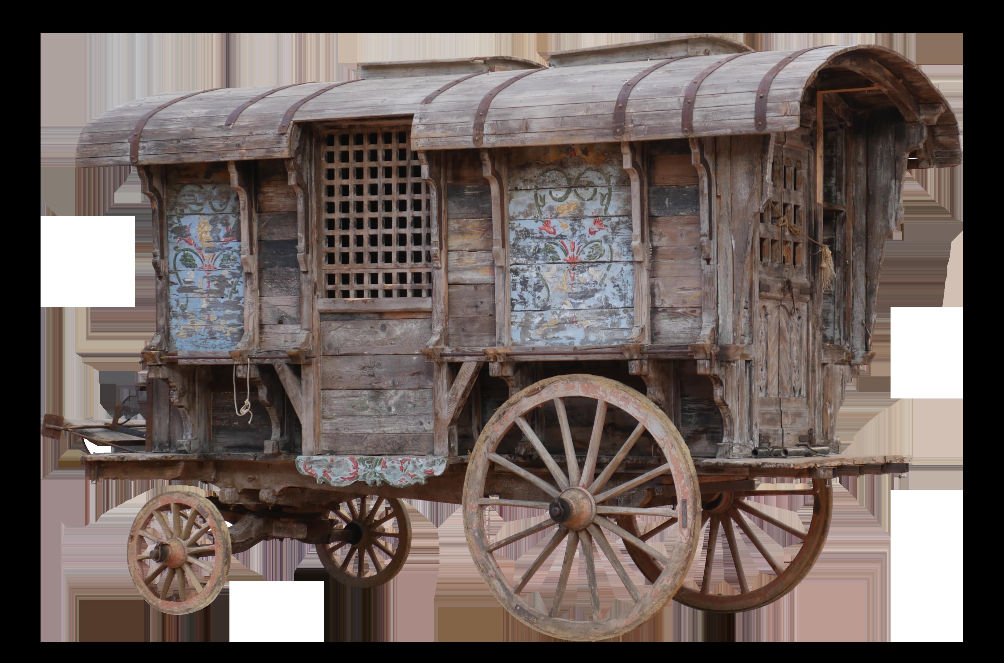 Gypsy wagon old dreamstime