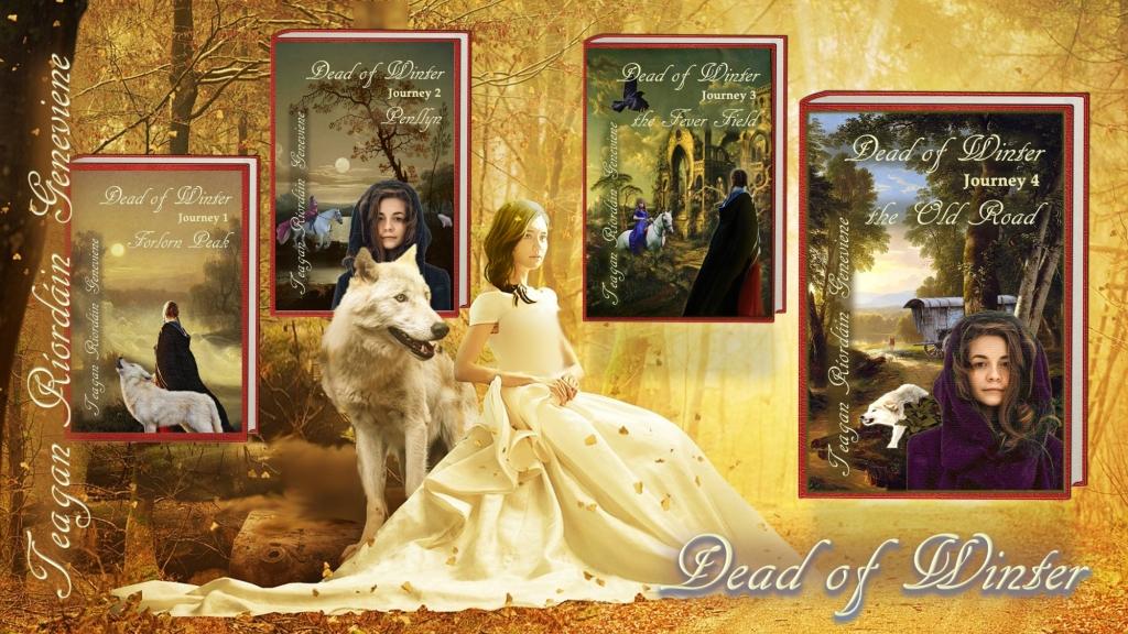 DDoW first 4 girl wolf golden