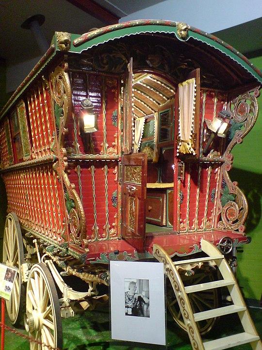 Vardo Romanichal Wagon, Wikipedia
