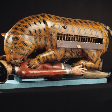 Tipu's Tiger, Automaton, 1795 Wikipedia