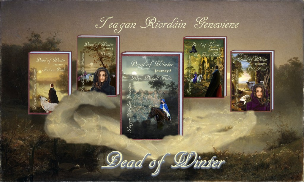 The First Five Journeys of Dead of Winter