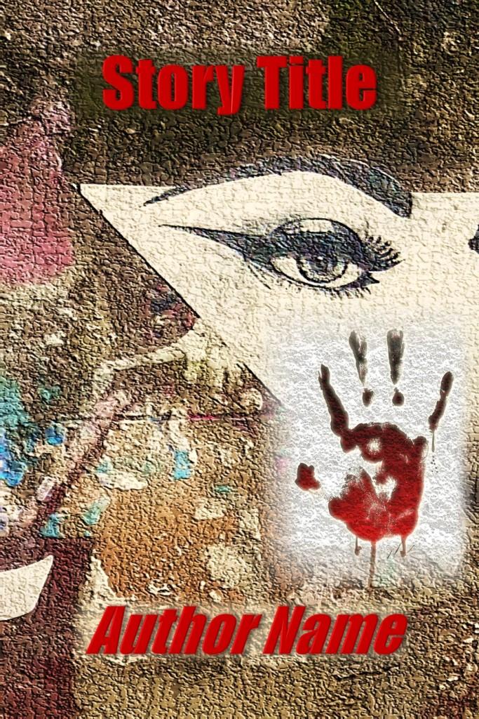 Group I. Mural Eye Handprint
