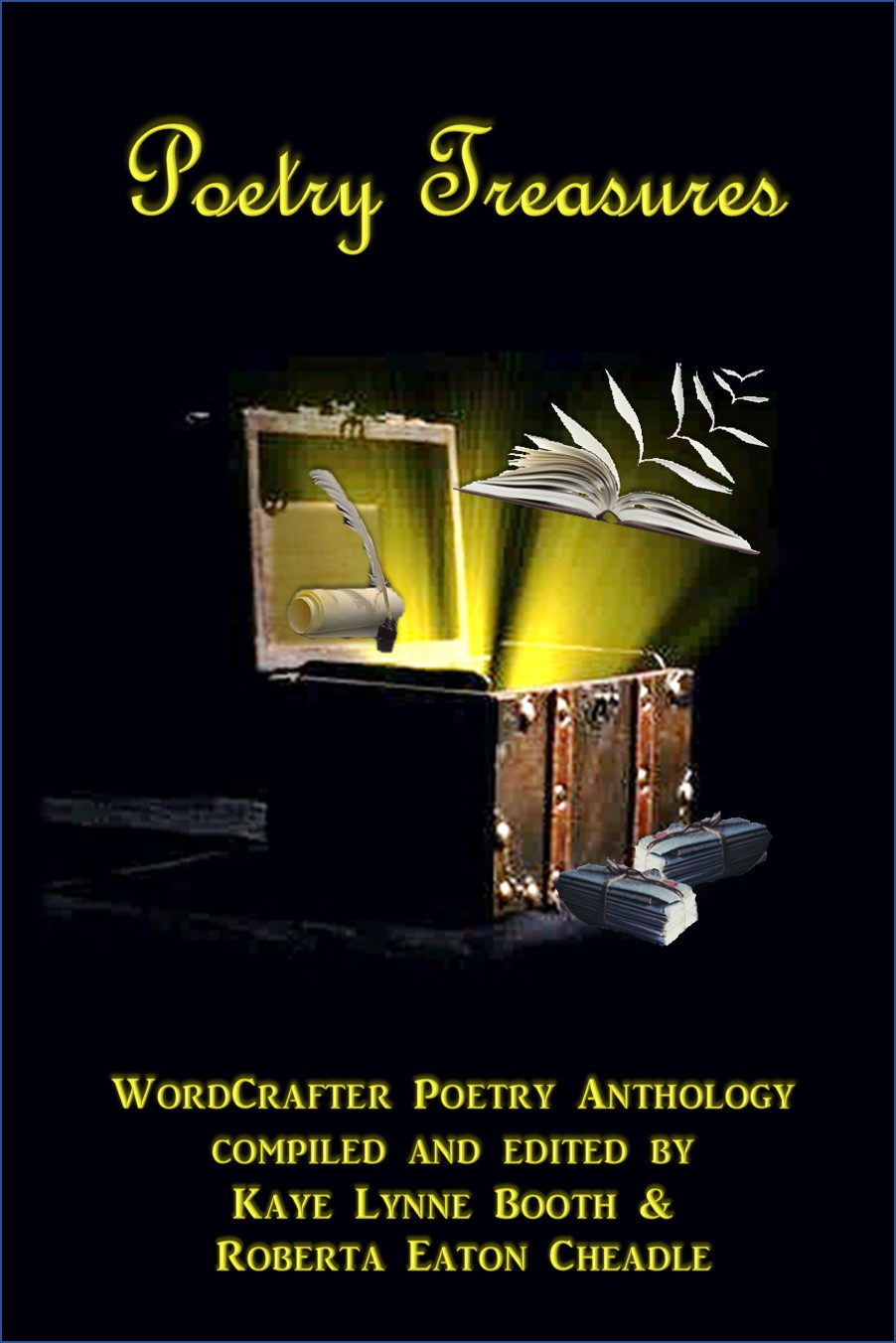 Front Cover only Poetry Treasures