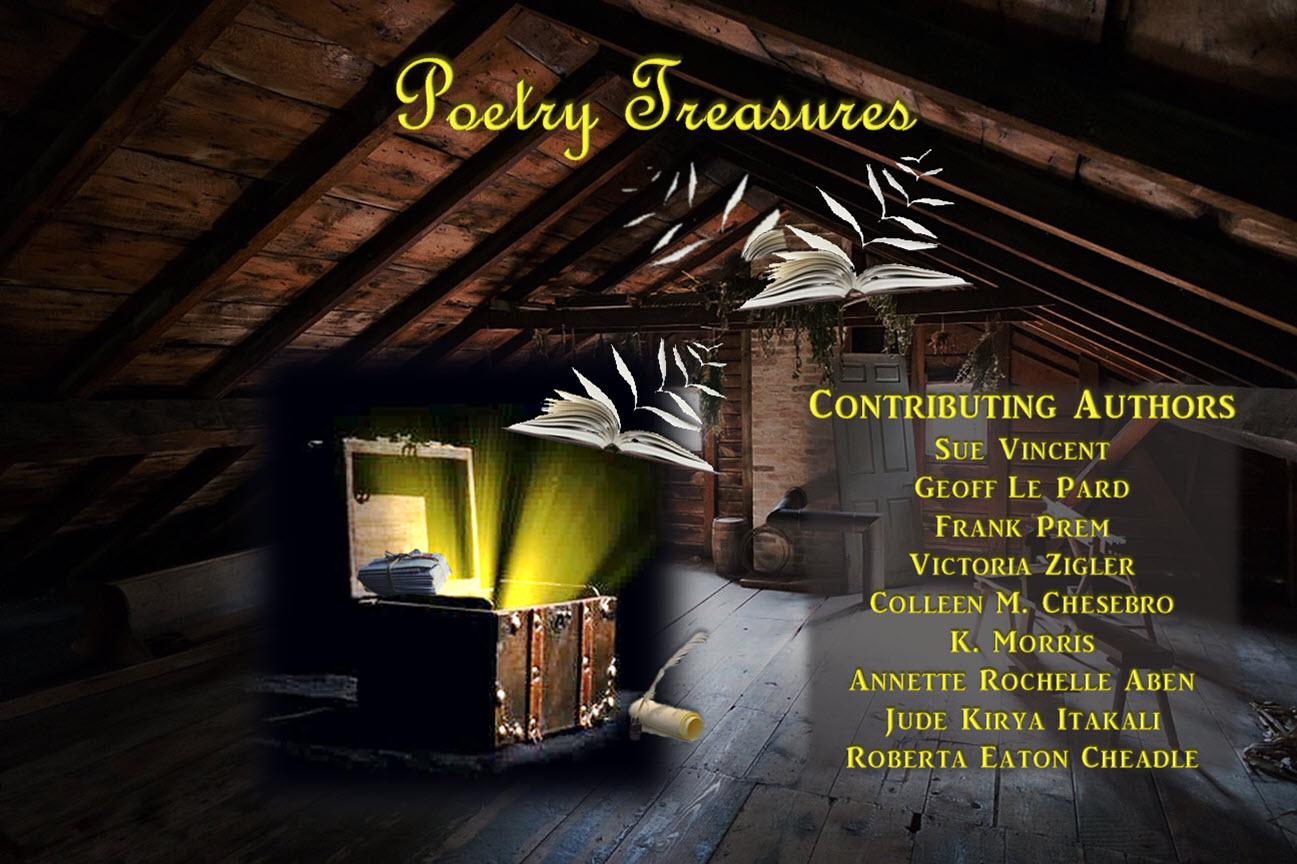 Poetry Treasures image by Teagan