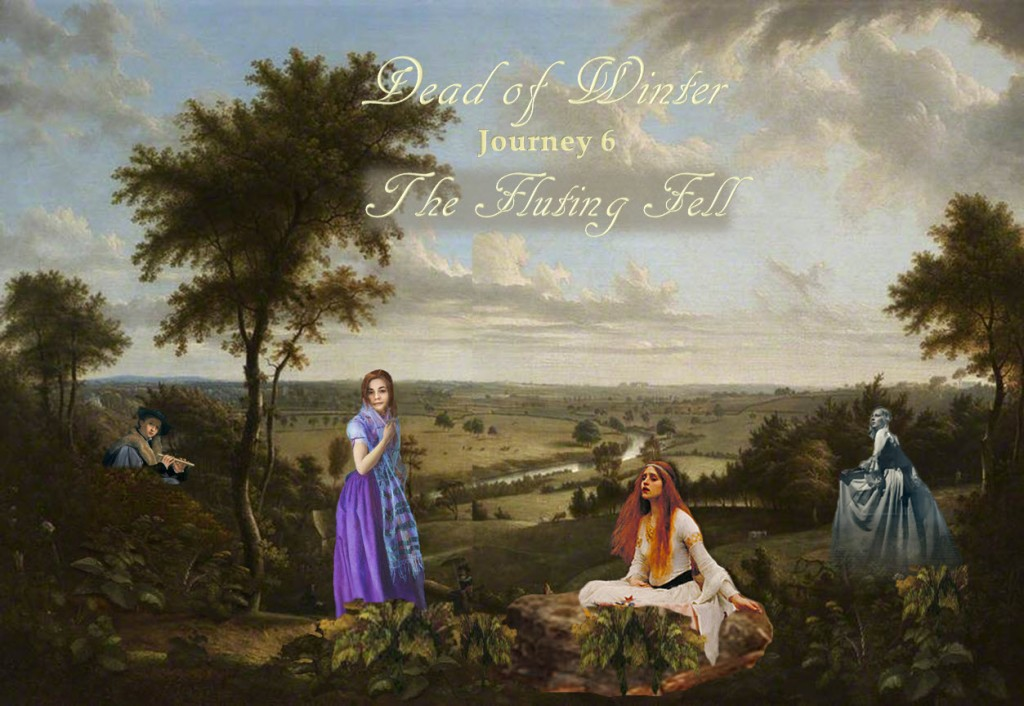 Journey 6, The Fluting Fell Characters