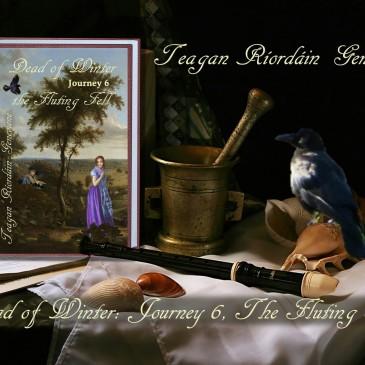 Dead of Winter: Journey 6, The Fluting Fell. Promo image by Teagan Geneviene