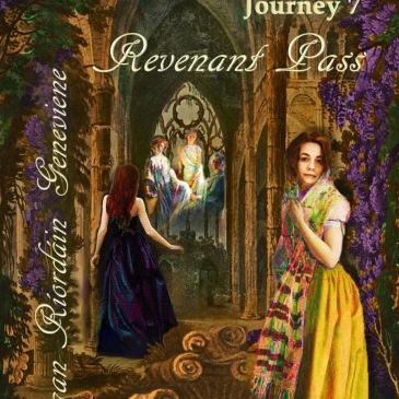 Dead of Winter: Journey 7, Revenant Pass by by Teagan Ríordáin Geneviene