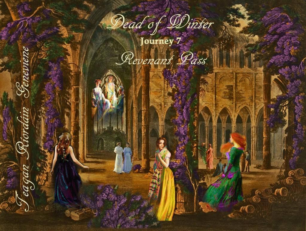 Dead of Winter Journey 7, Ruins Promo