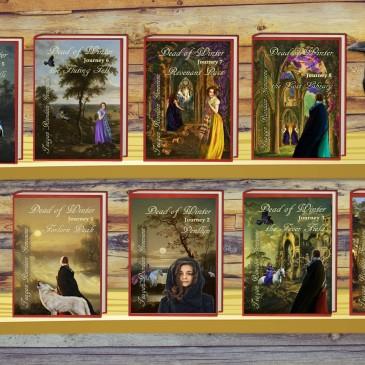 Dead of Winter, the first 8 Journeys Teagan Ríordáin Geneviene